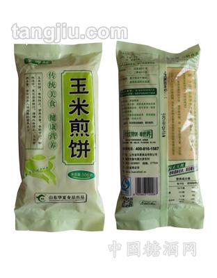 华夏煎饼玉米煎饼306g