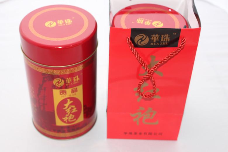 华珠大红袍 武夷岩茶