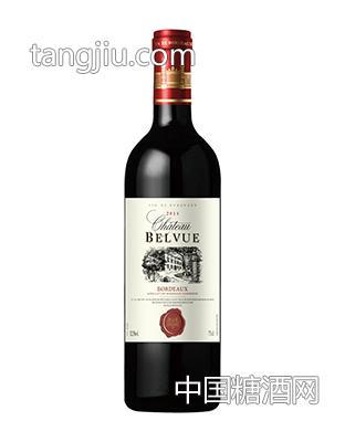 JK012贝尔维干红葡萄酒