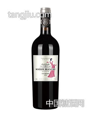JK017白宫少女干红葡萄酒