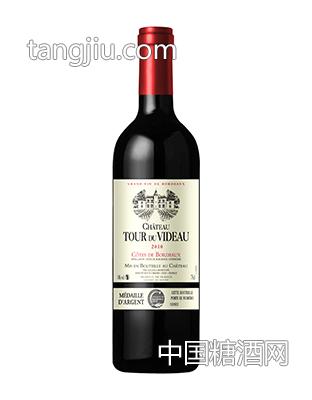 JK014拉德维多干红葡萄酒