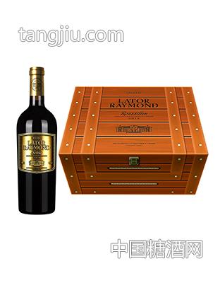 JK001拉图赛勒六只装木盒