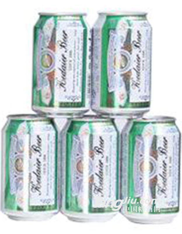克代尔啤酒320ml