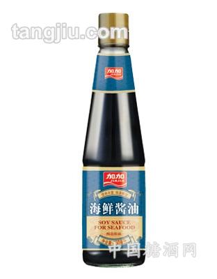 加加海鲜酱油450ml