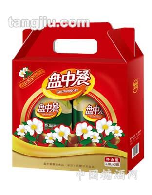 加加茶籽原香调和油礼盒