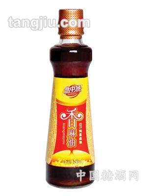 加加香麻油(99%纯芝麻油)245ml