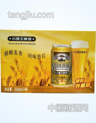 小麦王啤酒箱装