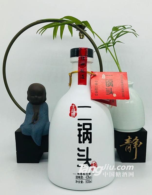 牛洱泉42°浓香型二锅头酒-500ml