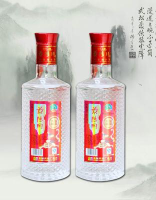 景阳冈金品大曲