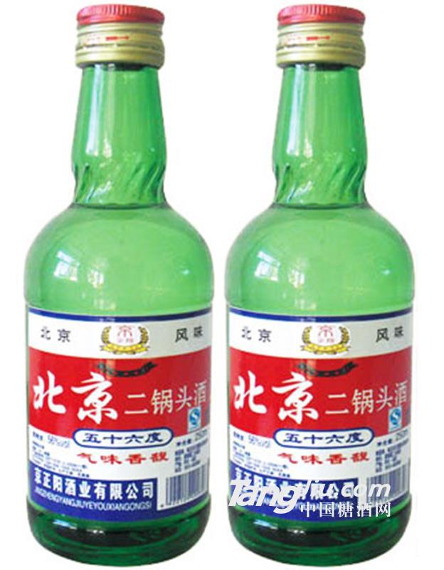 京正阳56°北京二锅头酒250ml