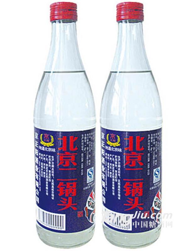 京正阳56°北京二锅头酒(脸谱)