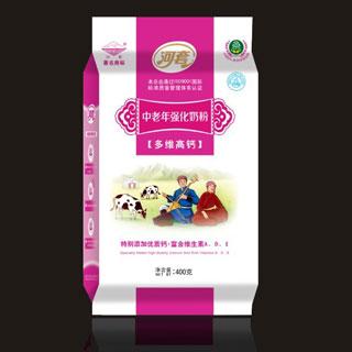 中老年强化奶粉
