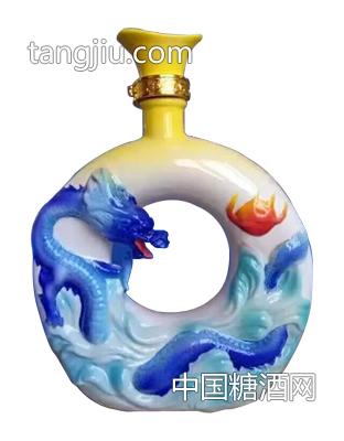 12生肖-龙-坛子酒