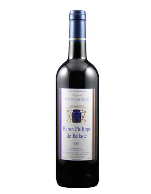 贝拉干红葡萄酒
