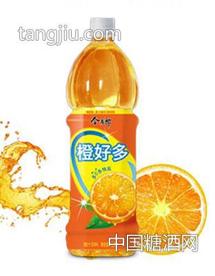 今麦郎橙好多
