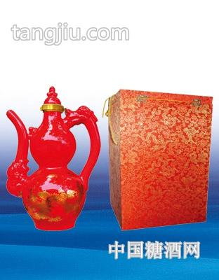 龙凤呈祥(中国红)52度4000ml