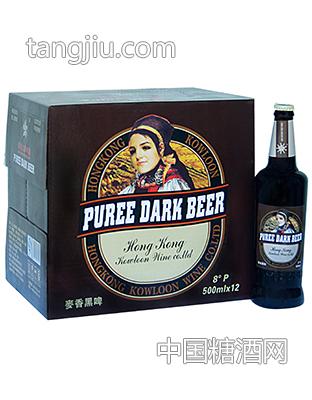 香港九����香黑啤500mlx12瓶