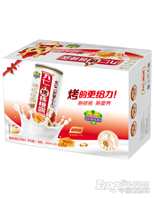 九仁智慧龙龙烤核桃露箱装