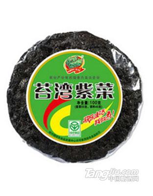 100g苔湾紫菜