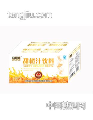 橙汁500ml 15盒(高盒)