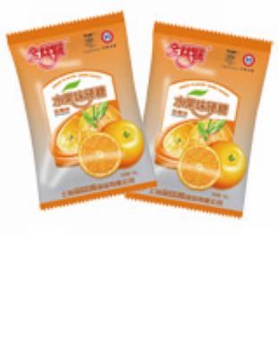 枕式水果糖(甜橙)