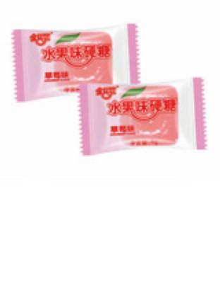 枕式水果糖(草莓)2