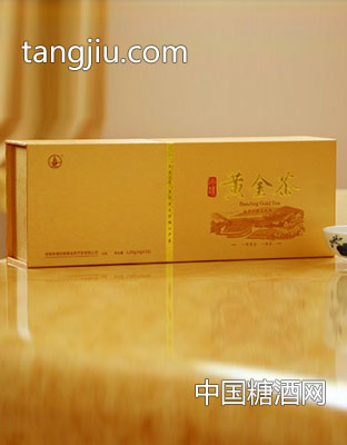 保靖黄金茶贡品(120g)
