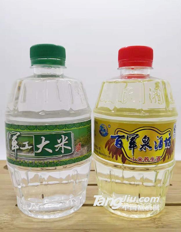 军工大米酒-百军泉酒坊