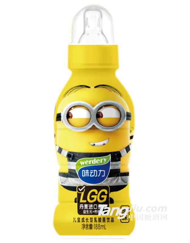 味动力儿童乳酸菌(原味)-188ml