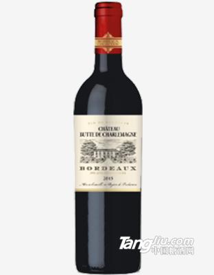查理曼高地堡波尔多干红葡萄酒