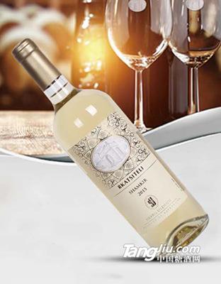 东方之星白羽干白葡萄酒