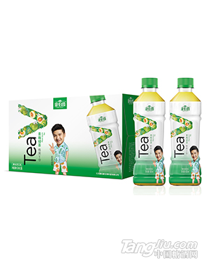 TeaV-青梅绿茶
