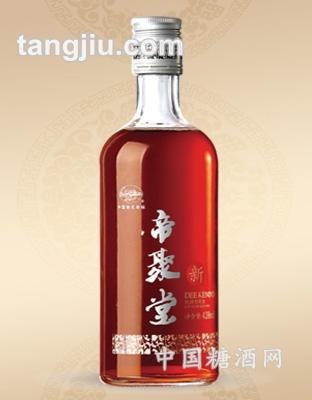 428ml会稽山帝聚堂精雕酒(银标)