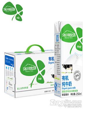 南达音苏提有机纯牛奶250ml_12瓶