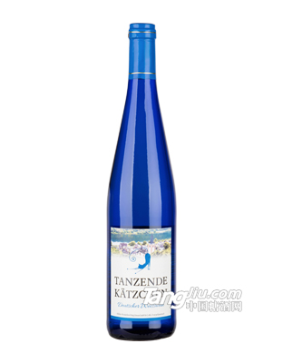 跳舞小猫白葡萄酒