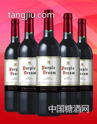梦幻2014红葡萄酒