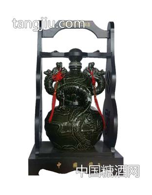 坛装原浆酒-中国龙(黑坛)-老贡酒业