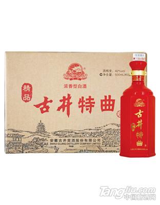 古井精品特曲白酒-浓香型白酒