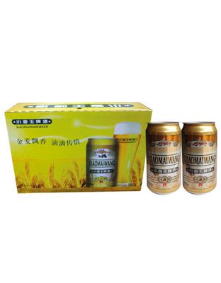小麦王330mlx24罐