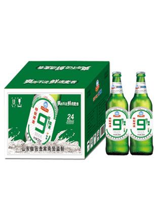 崂金泉9度超爽500mlx12瓶