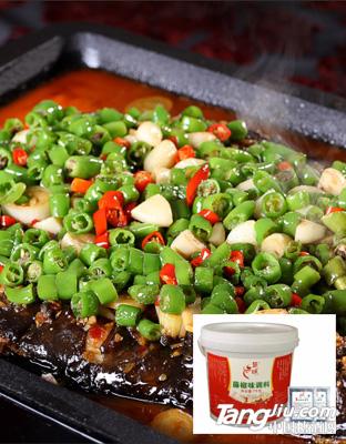 藤椒味烤鱼调料