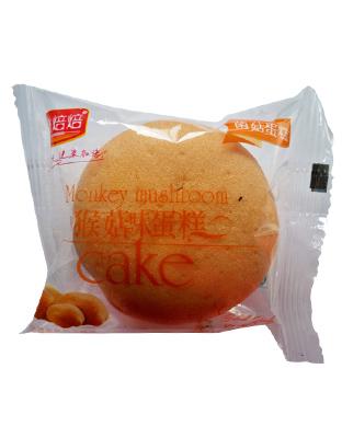 猴菇味蛋糕-合肥乐派食品