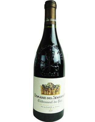 御圣园教皇新堡干红葡萄酒