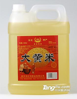吉林桶酒大黄米酒