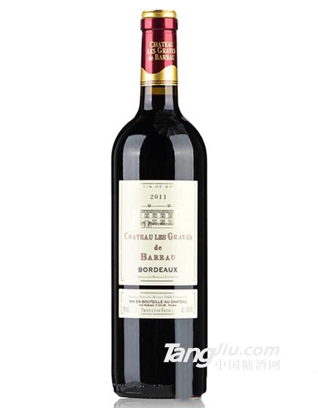 格拉芙巴罗酒庄干红葡萄酒