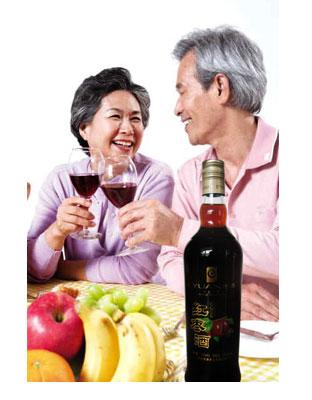 谷源红枣酒