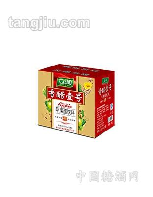 香醋壹号苹果醋666ml外箱