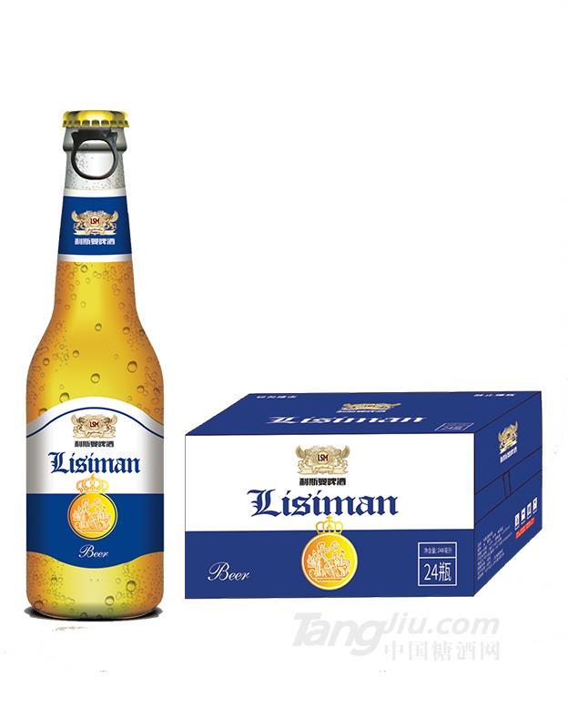 利斯曼275ml小金啤