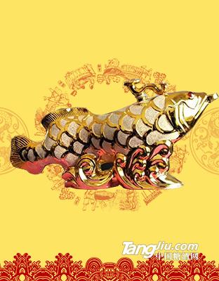 陶瓷酒・金龙鱼