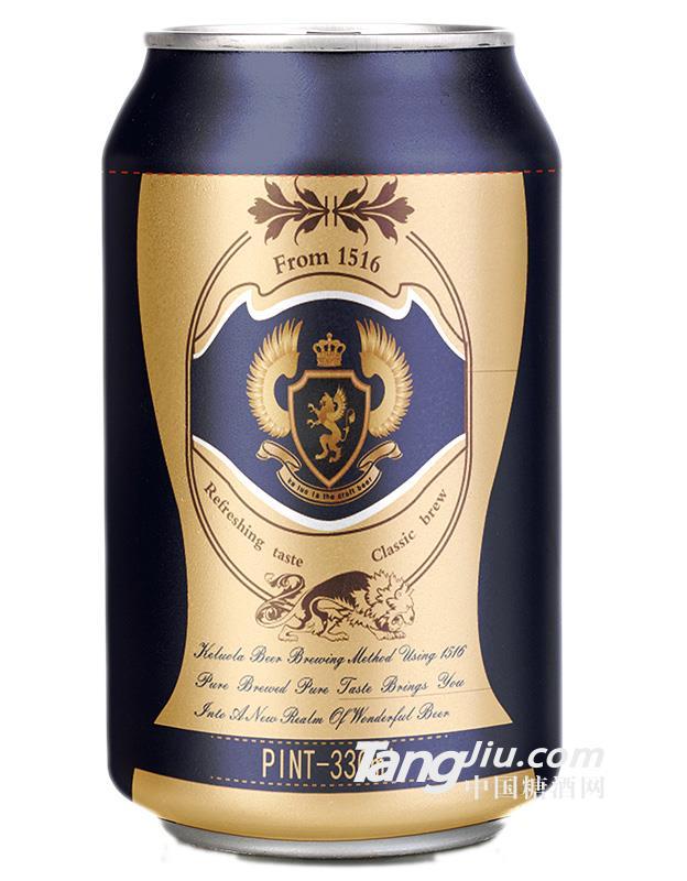 科罗拉啤酒330ml(蓝)
